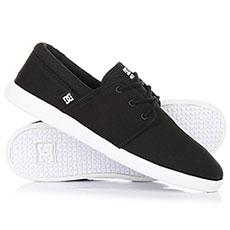 Кеды низкие DC Shoes Haven Black/Black/White
