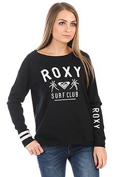 Лонгслив женский Roxy Outdoorsurf Anthracite
