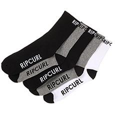 Носки средние Rip Curl Crew Sock 5-pack Classic