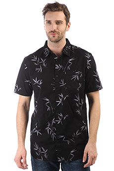 Рубашка Rip Curl Busy Surf Day Shirt Black