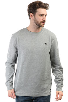 Джемпер DC Rentnor Crew Grey Heather