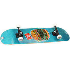 Скейтборд в сборе Юнион Grenade Burger Multi 31.5 x 8.125 (20.3 см)