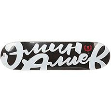 Дека для скейтборда Юнион Aliev Black 33 x 8.5 (21.6 см)