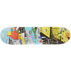Дека для скейтборда Юнион 16:20 Multi 31.75 x 8 (20.3 см)