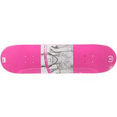 Дека для скейтборда Юнион Prisoner Pink 32 x 8 (20.3 см)