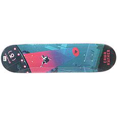 Дека для скейтборда Юнион Kuliev Multi 31.5 x 8 (20.3 см)