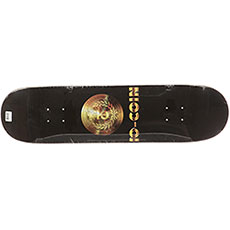 Дека для скейтборда Юнион Ю-Coin Black 32 x 8.125 (20.6 см)