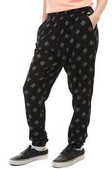 Штаны прямые женские Roxy Easy Peasy Pant Anthracite Pearly Ti