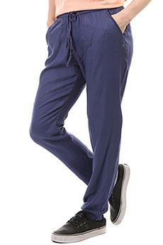 Штаны прямые женские Roxy Biminipant Deep Cobalt