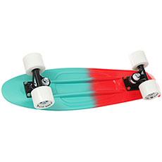Скейт мини круизер Quiksilver Venice Red 6 x 22.5 (57 см)