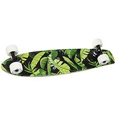 Скейт мини круизер Quiksilver Green Jungle Soft Lime 6.5 x 26 (66 см)