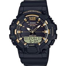 Кварцевые часы Casio Collection hdc-700-9a Black
