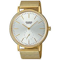Кварцевые часы Casio Collection ltp-e148mg-7a Gold