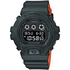 Электронные часы Casio G-Shock dw-6900lu-3e Black