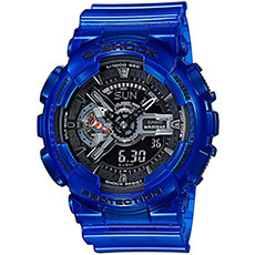 Кварцевые часы Casio G-Shock ga-110cr-2a Blue