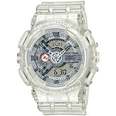 Кварцевые часы Casio G-Shock ga-110cr-7a White