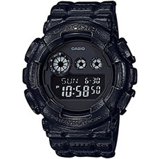 Кварцевые часы Casio G-Shock gd-120bt-1e Black