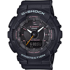 Кварцевые часы Casio G-Shock gma-s130vc-1a Black