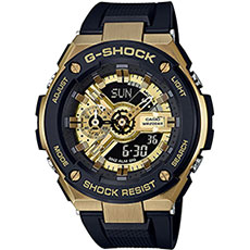 Кварцевые часы Casio G-Shock gst-400g-1a9 Black