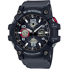 Кварцевые часы Casio G-Shock Premium gwg-100-1a8 Black