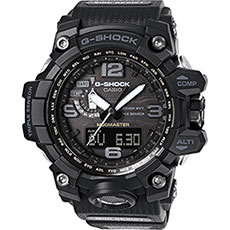 Кварцевые часы Casio G-Shock Premium gwg-1000-1a1 Black