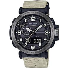 Кварцевые часы Casio Sport prw-6600ybe-5e Black