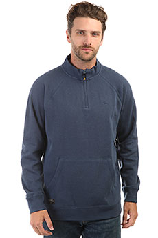 Джемпер Quiksilver Great Wave Necked Dark Denim