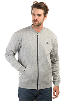 Кардиган DC Glenties Zip Grey Heather