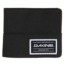 Кошелек Dakine Payback Wallet Black