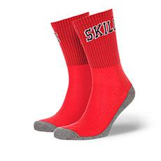 Носки высокие Skills Chicago Red