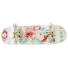 Фингерборд женский Turbo-FB Girls Edition Flower Multi/Gold/Clear