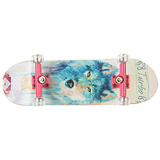Фингерборд женский Turbo-FB Girls Edition Wolf Multi/Pink/Clear