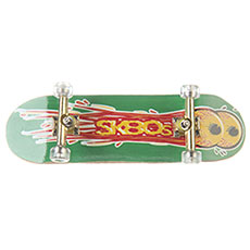 Фингерборд Turbo-FB SK8OS Green/Gold