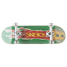 Фингерборд Turbo-FB SK8OS Green/White