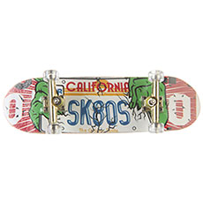 Фингерборд Turbo-FB California Sk8os Multi/Gold