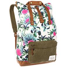 Рюкзак женский Rip Curl Fresno Backpack Kaki/Chocolate/Multi