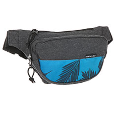 Сумка поясная Rip Curl Graphic Waistbag Blue
