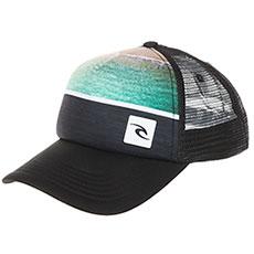 Бейсболка с сеткой Rip Curl Combine Trucker Cap Black