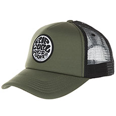 Бейсболка с сеткой Rip Curl Wetty Curved Trucker Cap Mermaid