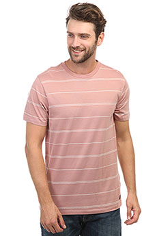 Футболка Billabong Die Cut Stripe Tee Фsh Rose