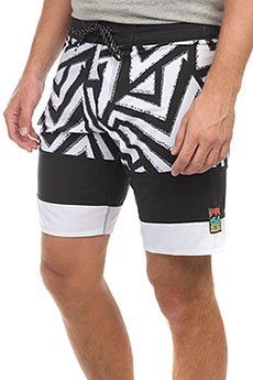 Шорты Billabong Pump X 18 Black White