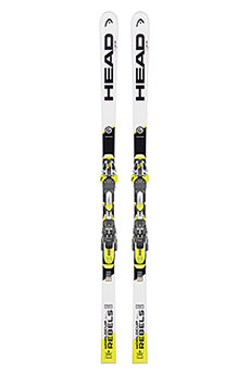 Горные лыжи Head Wc Rebels Igs Rd Sw Rp Rdx Men Fis White/Black