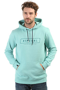 Толстовка кенгуру Rip Curl Undertow Pop Fleece Nile Blue
