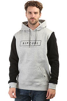 Толстовка кенгуру Rip Curl Undertow Pop Fleece Cement Marle