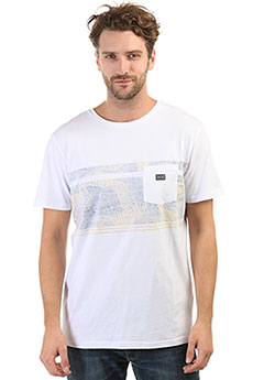 Футболка Rip Curl Retro Block Tee White