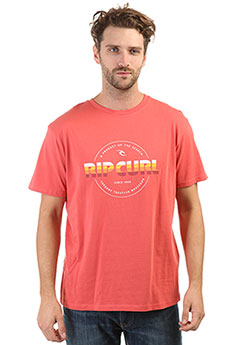 Футболка Rip Curl Bigmama Circle Tee Mineral Red