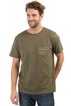 Футболка Rip Curl Surfco Pocket Tee Sea Turtle