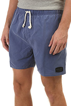 Шорты Rip Curl Volley Solid Blue Indigo