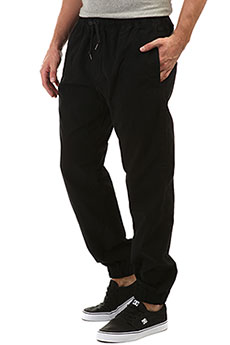Штаны прямые Rip Curl Lazed Black