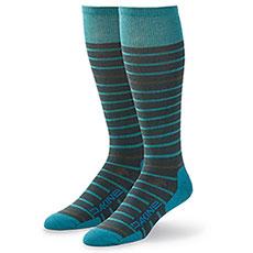 Носки сноубордические женский Dakine Thinline Sock Indica Green